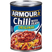 Armour Original Chili With Beans