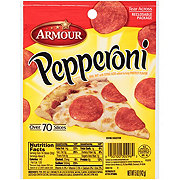 Armour Pepperoni Slices