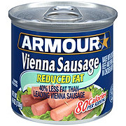Armour Reduced Fat Vienna Sausage