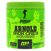 Arnold Blue Raz Iron Cre3 Super Creatine Formula