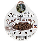 Aromabeads Singles Wax Melts Luxurious Velvet Woods