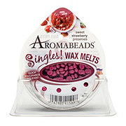 Aromabeads Singles Wax Melts Sweet Strawberry Preserves