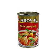 Aroy-D Red Curry Soup