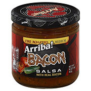 Arriba! Bacon Salsa