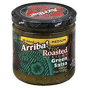 Arriba! Fire Roasted Mexican Green Medium Salsa