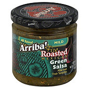 Arriba! Fire Roasted Mexican Green Mild Salsa