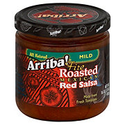 Arriba! Fire Roasted Mexican Red Mild Salsa