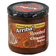 Arriba! Medium Fire Roasted Mexican Chipotle Salsa