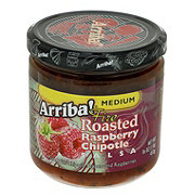 Arriba! Roasted Raspberry Chipotle Salsa
