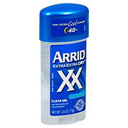 Arrid Clear Gel Deodorant Cool Shower