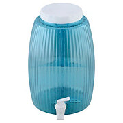 Arrow Brand 1.25 Gal Fiesta Beverage Dispenser Assorted Colors