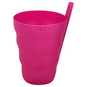 Arrow Sip-A-Cup Plastic Tumbler, Colors May Vary