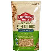 Arrowhead Mills Gluten Free Steel Cut Oats