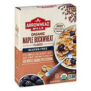Arrowhead Mills Organic Maple Buckwheat Flakes Cereal