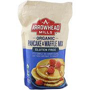 Arrowhead Mills Pancake & Waffle, Gluten Free