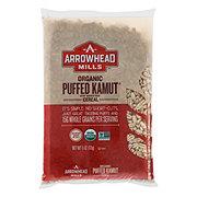 Arrowhead Mills Whole Grain Organic Puffed Kamut Cereal