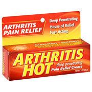 Arthritis Hot Deep Penetrating Pain Relief Creme