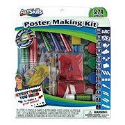 ArtSkills Poster Making Kit, 253 PCS