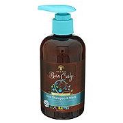 As I Am Born Curly Aloe Shampoo & Wash