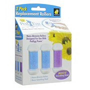 As Seen On TV Ped Egg Power Replacement Rollers