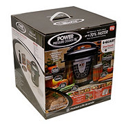 As Seen On TV Power Pressure Cooker XL Deluxe