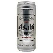 Asahi Super Dry Beer Can