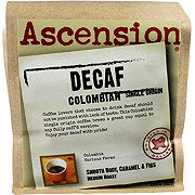 Ascension Coffee Colombia Decaf