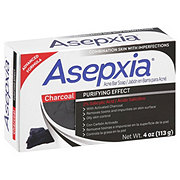 Asepxia Acne Bar Soap with Charcoal