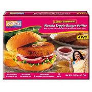 Ashoka Masala Veggie Burger Pattie