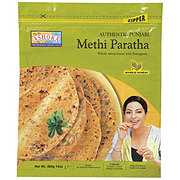 Ashoka Methi Paratha