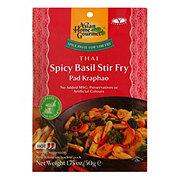 Asian Home Gourmet Thai Spicy Basil Stir Fry
