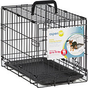 Aspen Pet Home Training Wire Up to 1-15 lb Dog Kennel