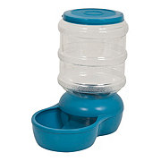 Aspen Pet LeBistro Blue 10 LBS Auto Gravity Feeder