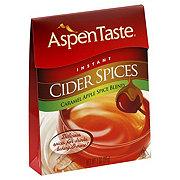 Aspen Taste Instant Cider Spices Caramel Apple Spice Blend