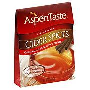 Aspen Taste Instant Cider Spices Original  Mulling Spice Blend