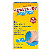 Aspercreme Lidocaine Foot Pain Cream