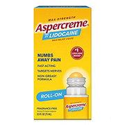 Aspercreme Lidocaine Liquid No Mess Applicator