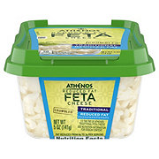 Athenos Reduced-Fat Feta Cheese
