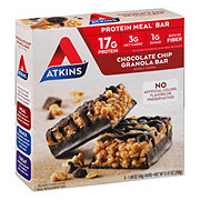 Atkins Advantage Chocolate Chip Granola Meal Bar