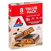 Atkins Advantage Chocolate Peanut Butter Meal Bars