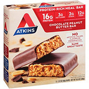 Atkins Advantage Meal Bar, Chocolate Peanut Butter