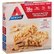 Atkins Advantage Peanut Butter Granola Meal Bar