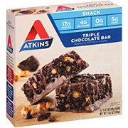 Atkins Advantage Triple Chocolate Snack Bar