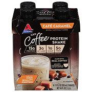 Atkins Café Caramel Shake 4 pk