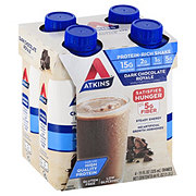 Atkins Dark Chocolate Royale Shake 4 pk