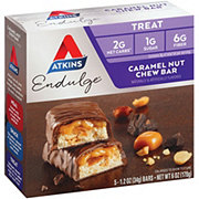Atkins Endulge Caramel Nut Chew Bar