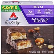 Atkins Endulge Caramel Nut Chew Bar
