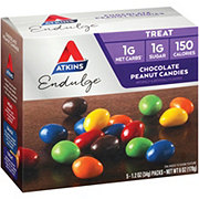 Atkins Endulge Chocolate Peanut Candies Treat