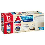 Atkins French Vanilla Shake 12 pk