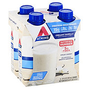 Atkins French Vanilla Shake 4 pk